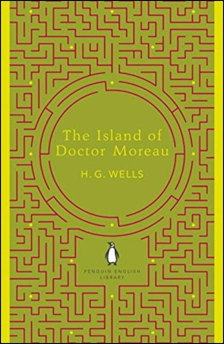 Penguin English Library: The Island of Dr Moreau