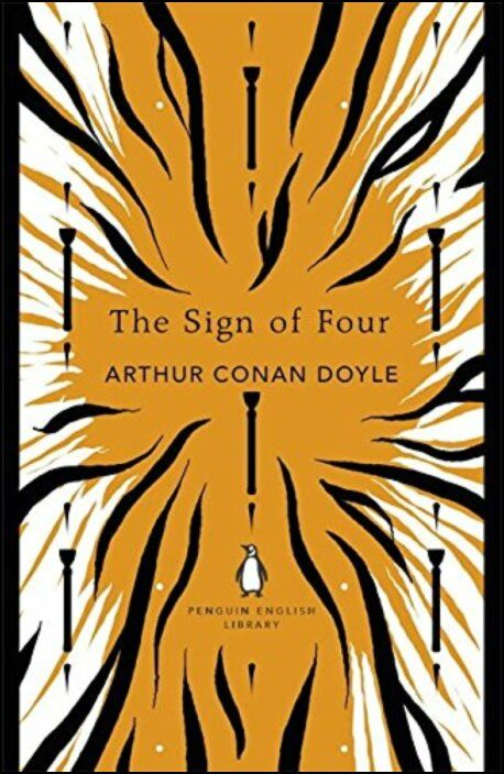 Penguin English Library: The Sign of Four