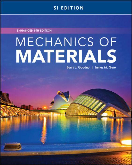 Mechanics of Materials - Enhanced, SI Edition