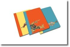 The Book of Kells: Mini Notebooks: Set of 3
