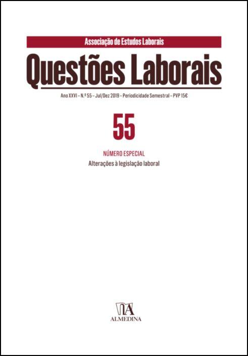 Questões Laborais n.º 55