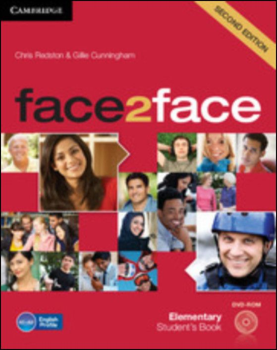face2face Elementary - Student's Book with DVD-ROM