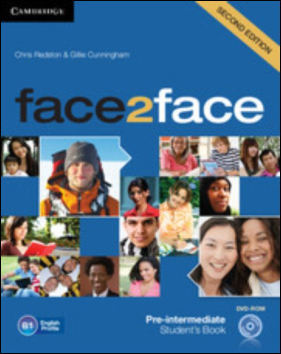 face2face Pre-intermediate - Student's Book with DVD-ROM