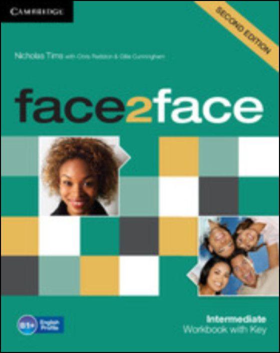 face2face Intermediate - Workbook With Key