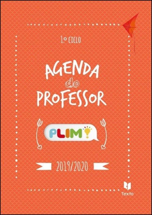 PLIM! Agenda do Professor - 1.º Ciclo