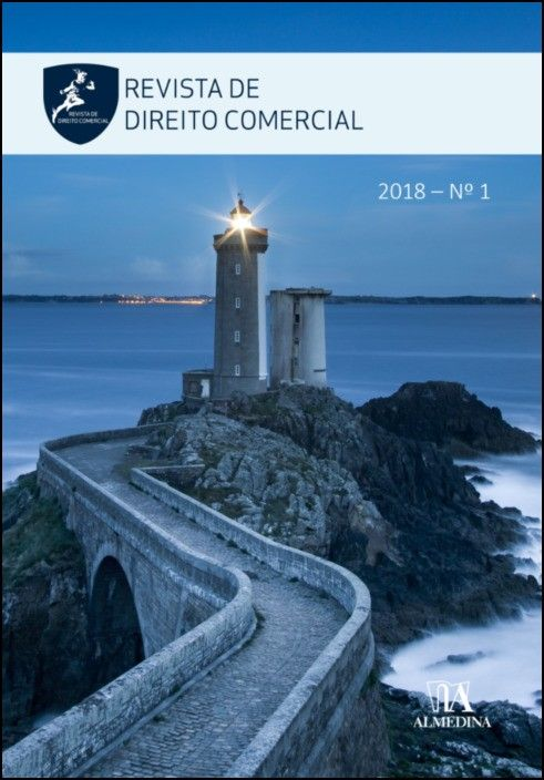 Revista de Direito Comercial 2018 - n.º 1