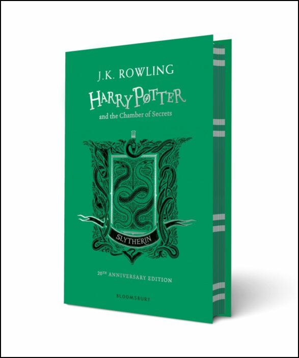 Harry Potter and the Chamber of Secrets: Slytherin Edition Green