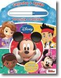 Disney: Desenha e Apaga, Procura e Descobre