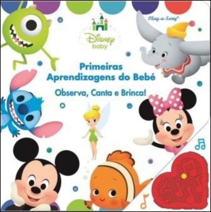 Primeiras Aprendizagens do Bebé - Observa, Canta e Brinca!