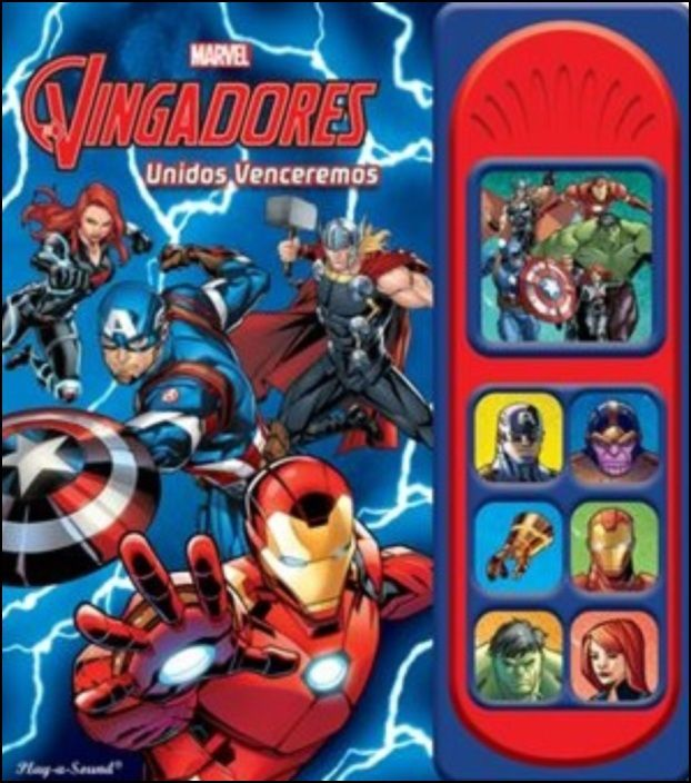 Vingadores - Unidos Venceremos