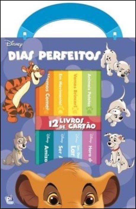 Disney Dias Perfeitos - 12 Livros de Cartão