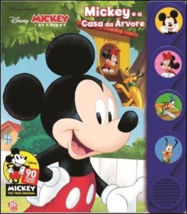 Mickey e a Casa da Árvore