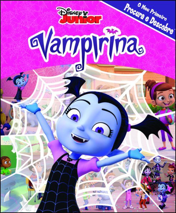 Vampirina - O Meu Primeiro Procura e Descobre