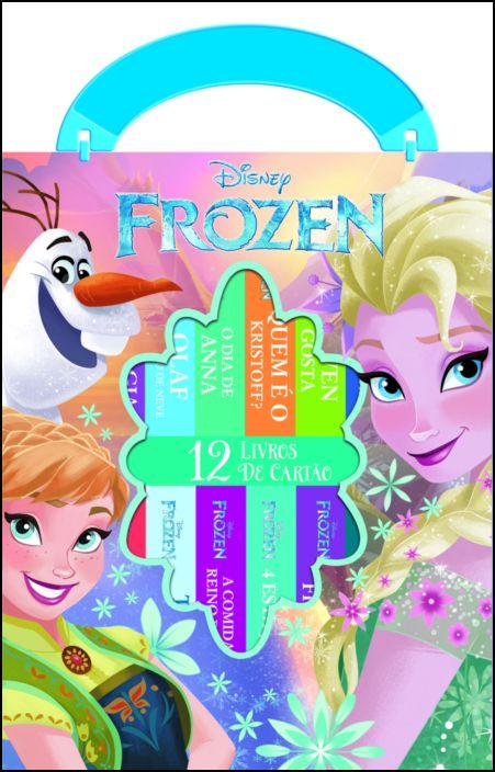 Frozen (12 livros em cartão)