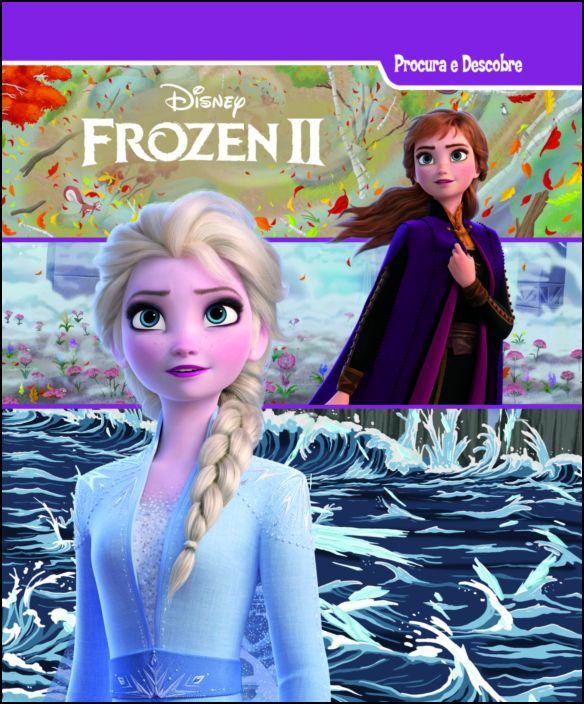 Frozen II - Procura e Descobre