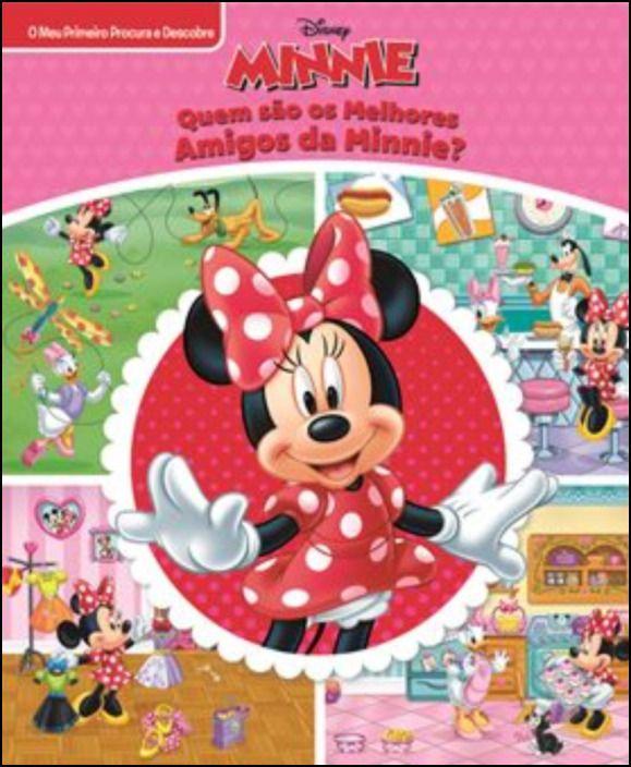 Quem são os melhores amigos da Minnie?