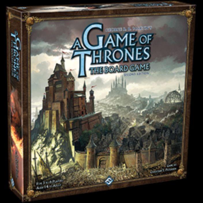 A Game of Thrones - Jogo de Tabuleiro