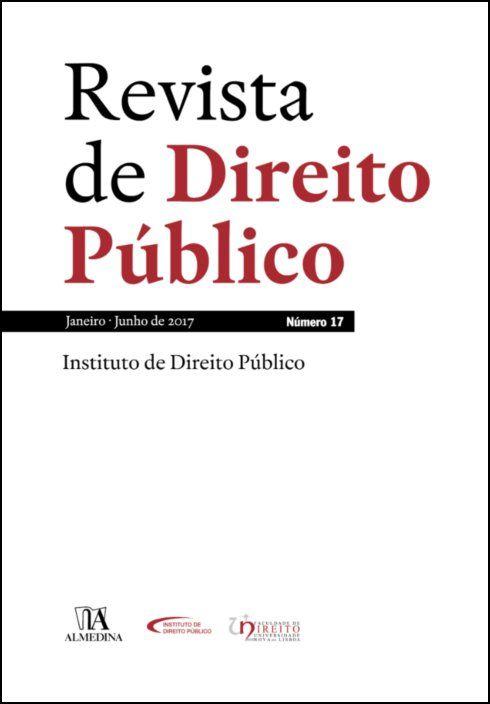 Revista de Direito Público - Ano IX, N.º 17 - Janeiro/Junho de 2017