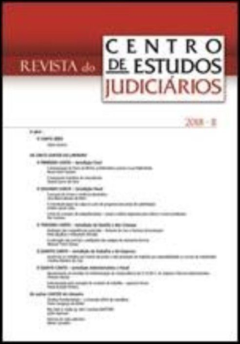 Revista do CEJ n.º 2 - 2018