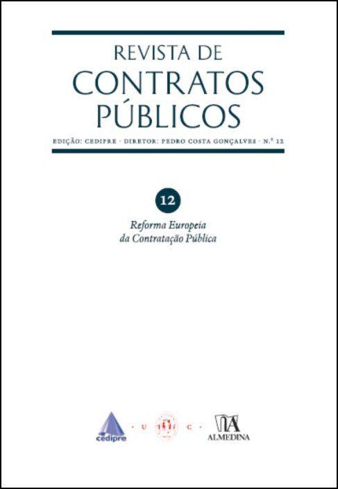 Revista de Contratos Públicos n.º 12