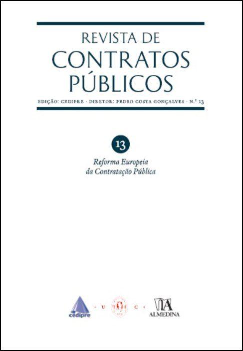 Revista de Contratos Públicos n.º 13