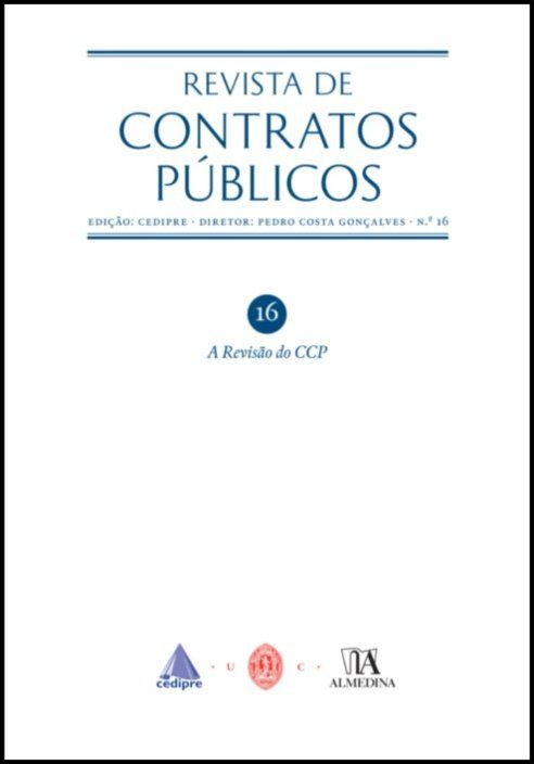 Revista de Contratos Públicos n.º 16