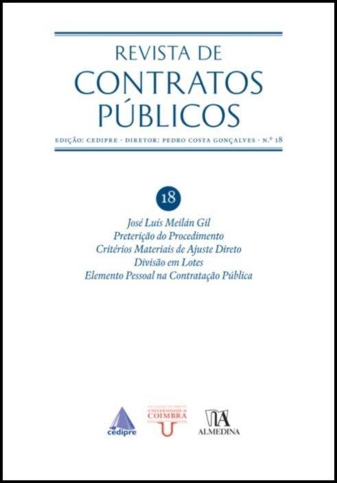 Revista de Contratos Públicos n.º 18