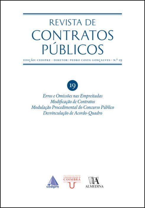 Revista de Contratos Públicos n.º 19