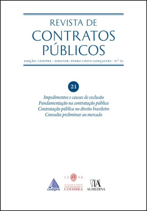 Revista de Contratos Públicos n.º 21