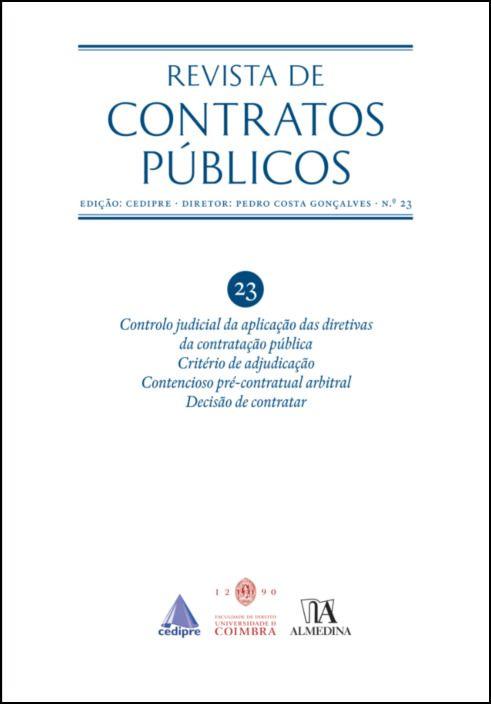 Revista de Contratos Públicos n.º 23