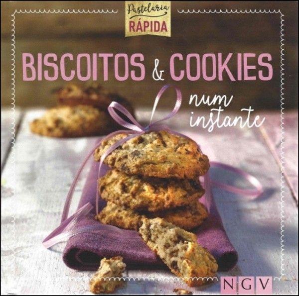 Biscoitos & Cookies num Instante