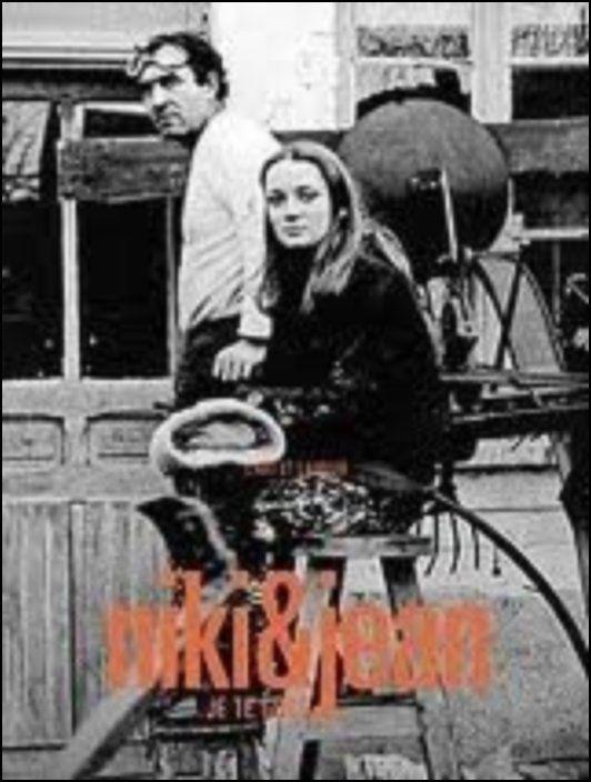 Niki De Saint Phalle and Jean Tinguely