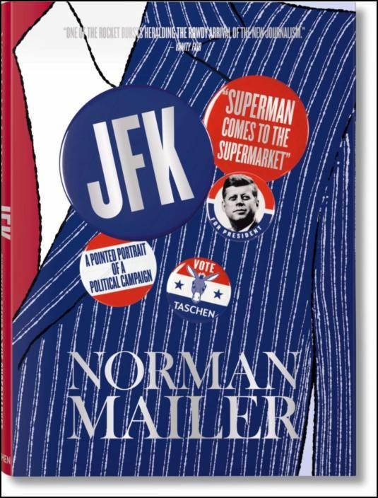JFK - Superman Comes to the Supermarket