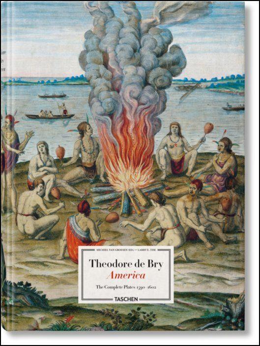 Theodore de Bry - America