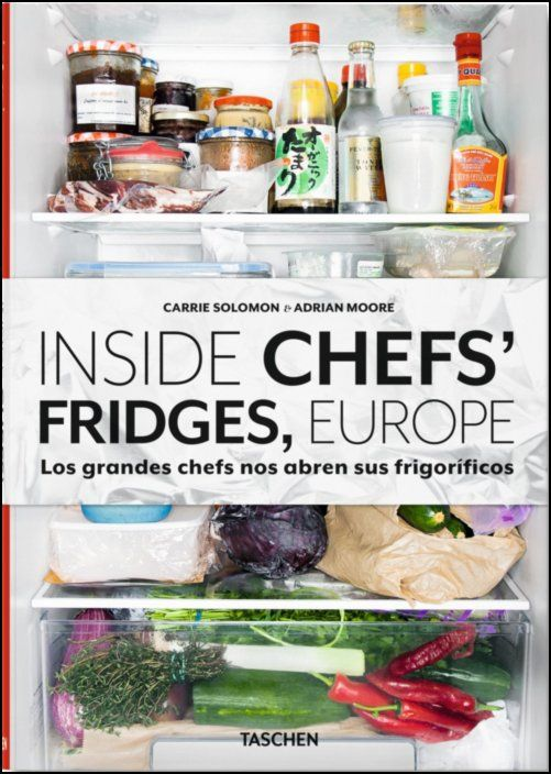 Inside Chefs' Fridges - Europe (Espanhol)