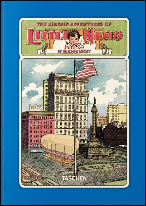The Airship Adventures of Little Nemo