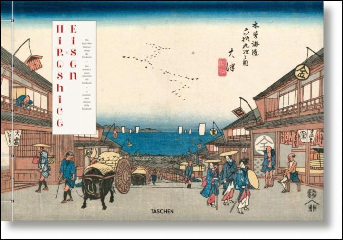 Hiroshige & Eisen: Kisokaido