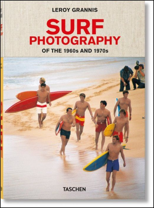 Surf Photography - Of the 1960s and 1970s