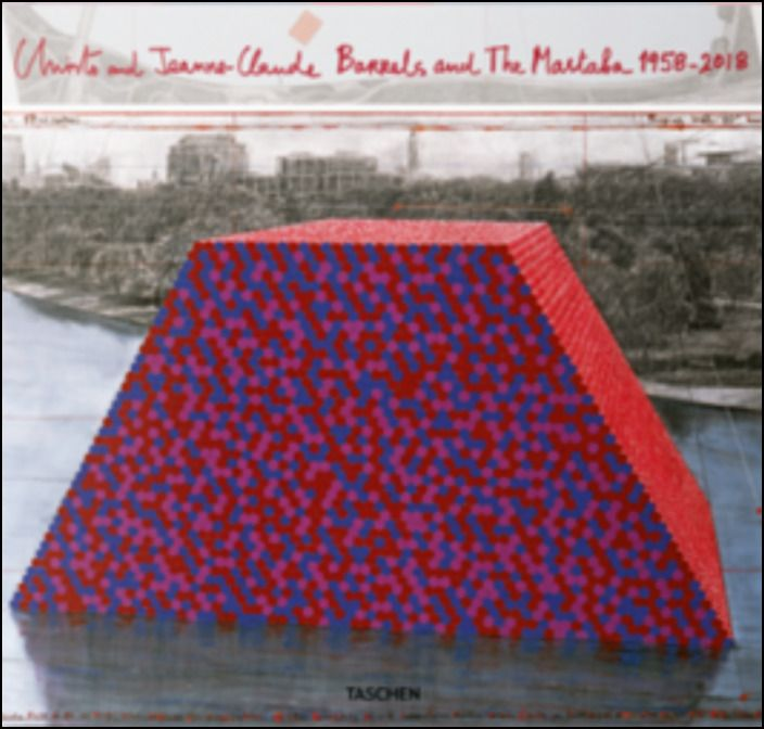 Christo and Jeanne-Claude - Barrels and the Mastaba 1958–2018