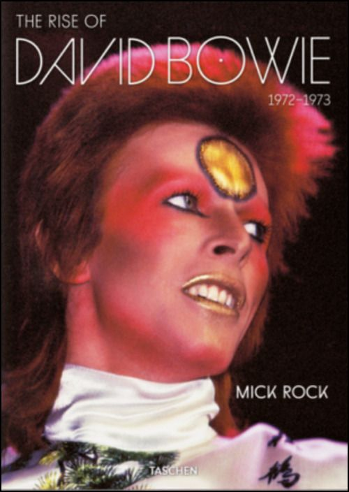 Mick Rock. The Rise Of David Bowie, 1972-1973