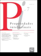 Propriedades Intelectuais - Número 7, Junho 2017