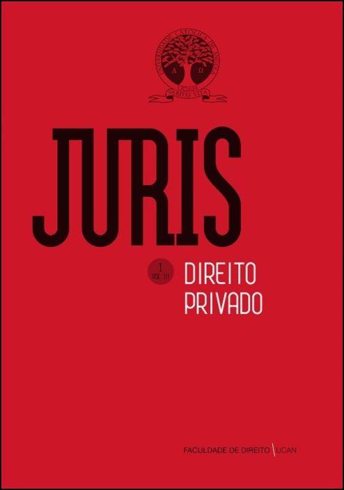 Juris - Vol. III - N.º1 - Junho 2018 - Direito Privado