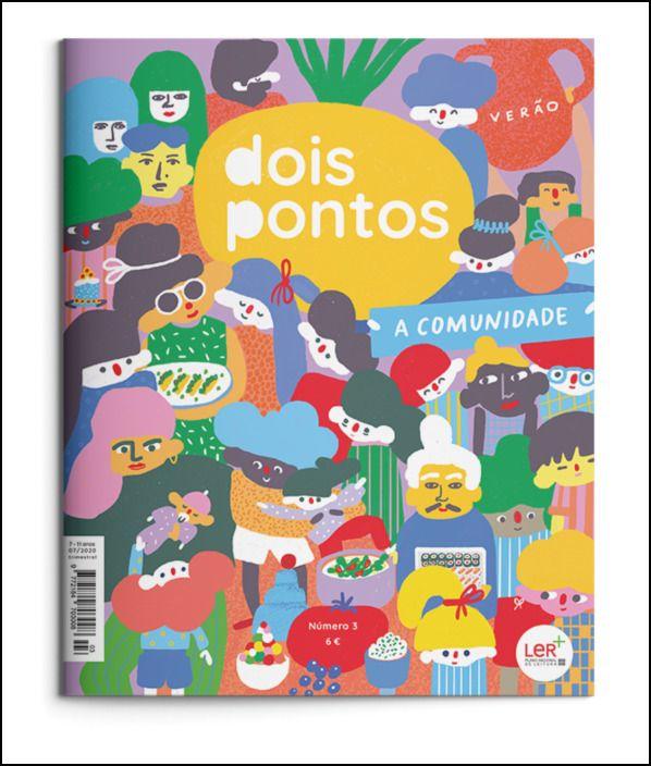 Revista Dois Pontos, Nº 3