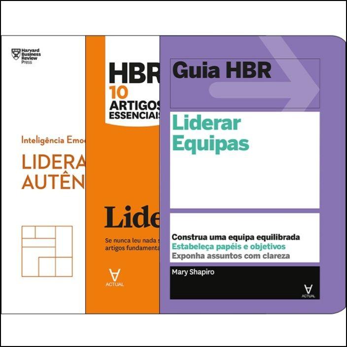 Pack HBR - Liderança