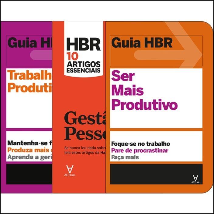 Pack HBR - Produtividade