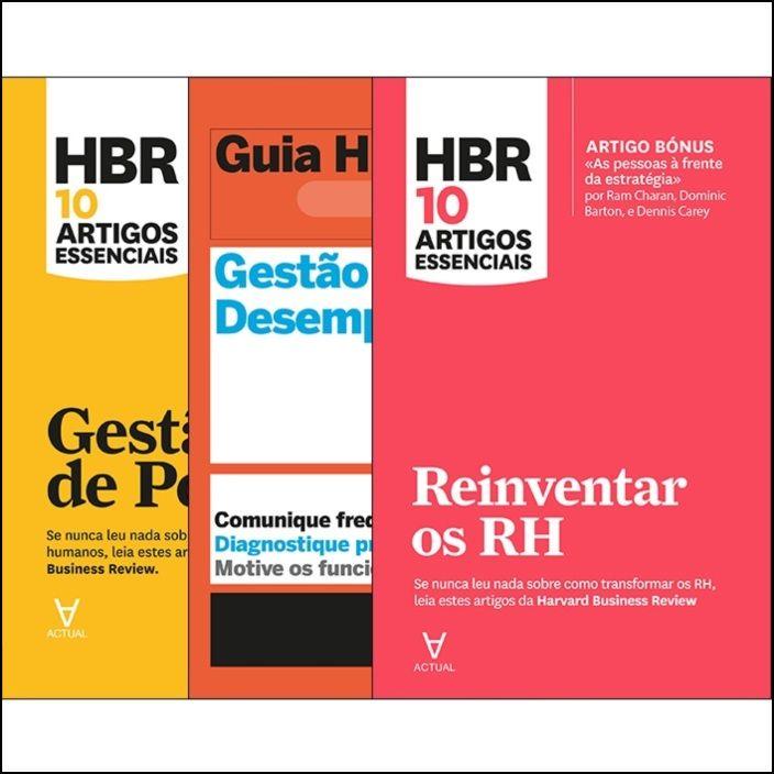 Pack HBR - Recursos Humanos