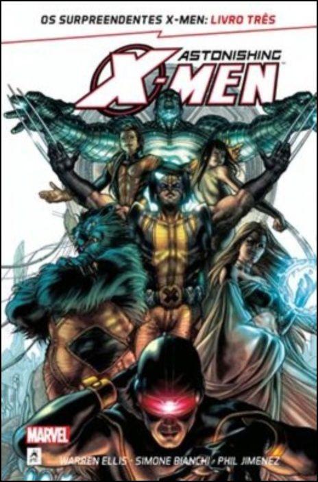 Astonishing X-Men - Livro 3