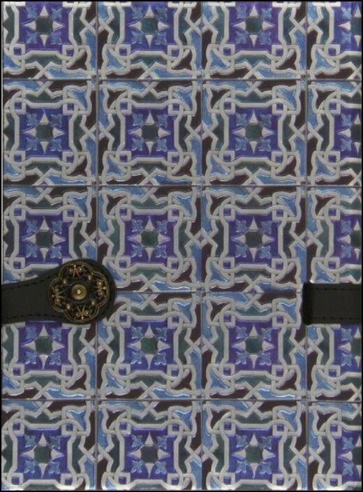 Caderno Azulejos de Portugal