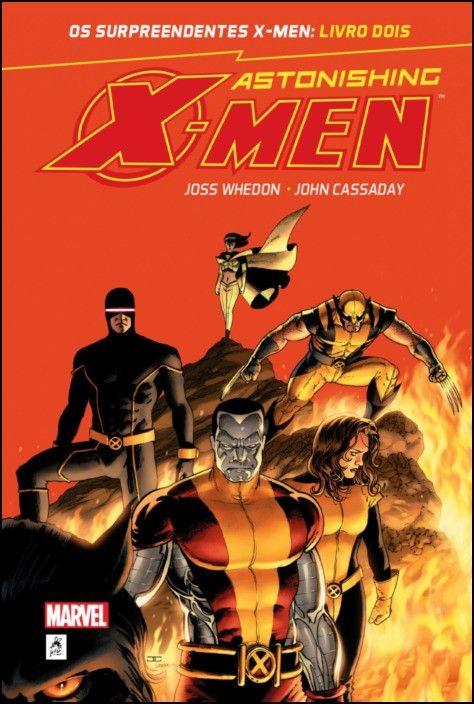 Astonishing X-Men - Livro 2