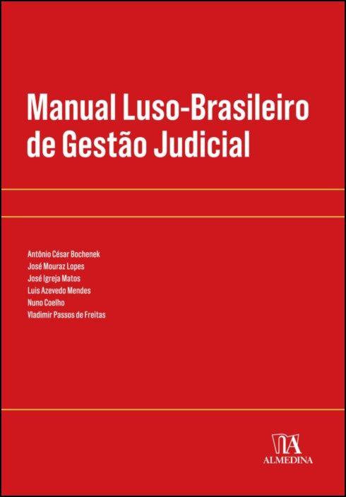 Manual Luso-Brasileiro de Gestão Judicial